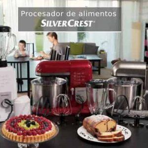 procesador de alimentos lidl silvercrest