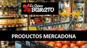productos mercadona tienda